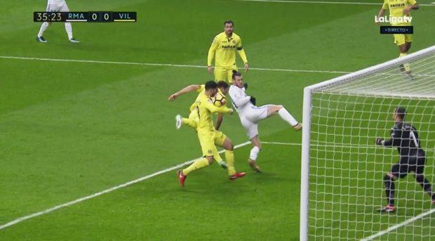 Real Madrid vs Villarreal resultado resumen y goles (0-1)