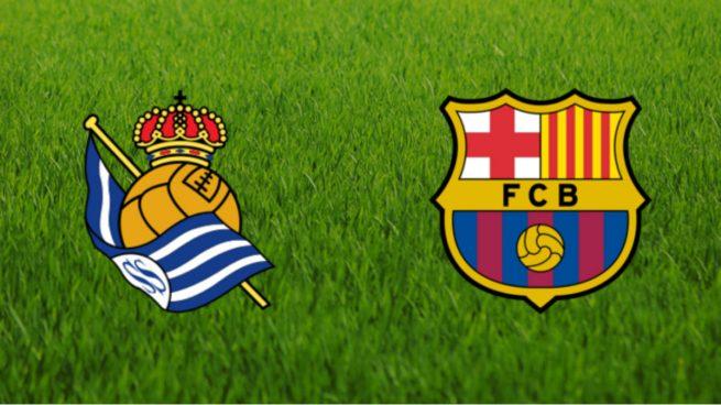 Real Sociedad Vs Barcelona: horario y canal de televisión