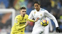El Real Madrid, condenado a ganar al Villarreal. (AFP)