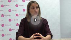 Lupina Iturriaga, CEO de Fintonic