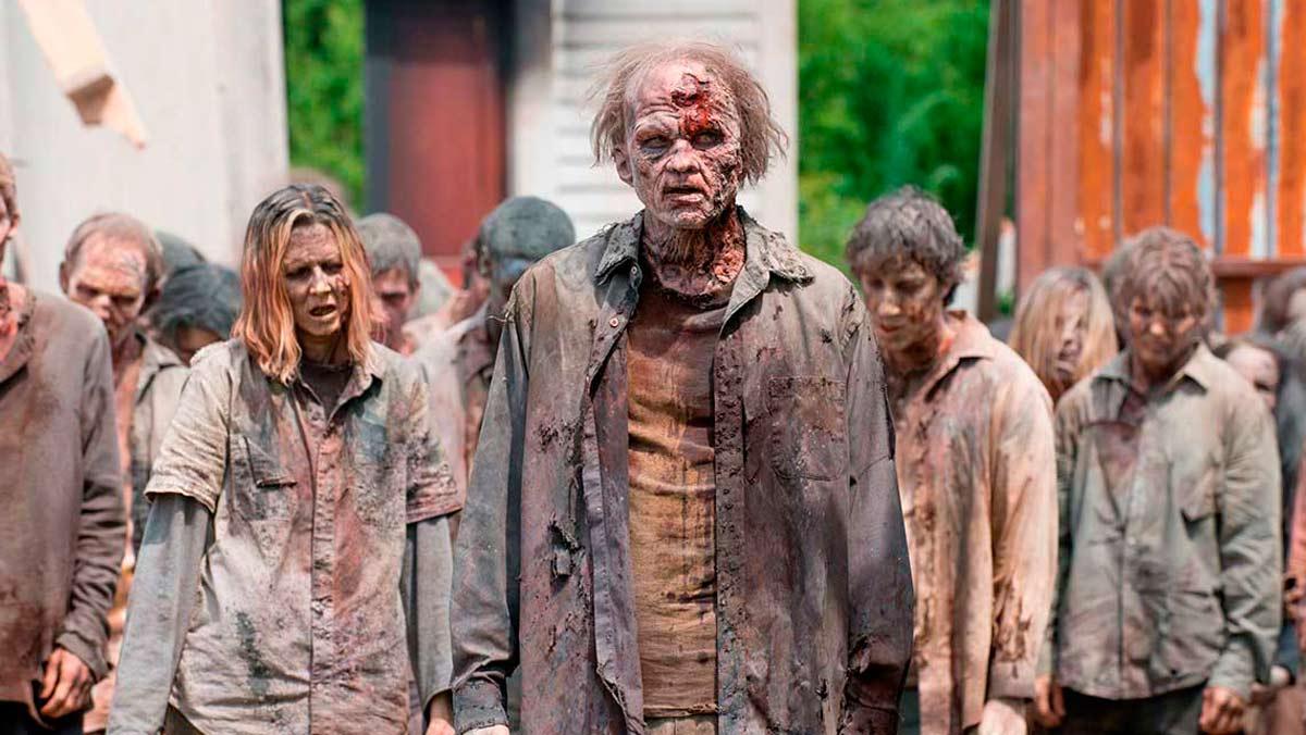 Tranquilidad, no acabarás como uno de estos (The Walking Dead)