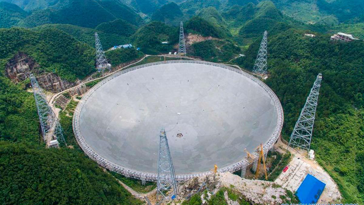 China apuesta por la carrera espacial