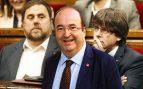 """Iceta vuelve a pedir el indulto para los golpistas: """"No se puede vivir con heridas abiertas"""""""