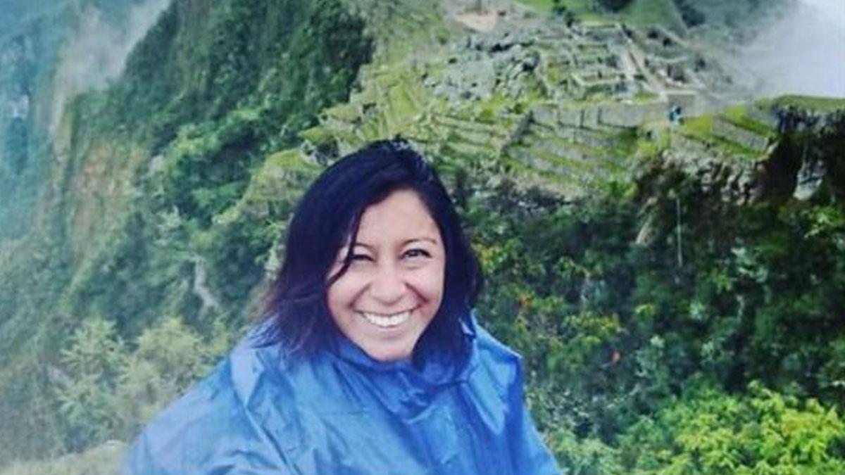 Nathaly Salazar, la española desaparecida en Perú.