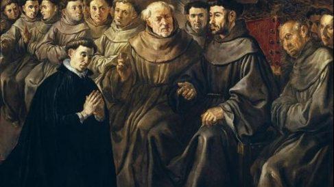 Tuvo la suerte de, con solo 24 años, ir a Madrid, donde fue nombrado pintor del rey Felipe IV.