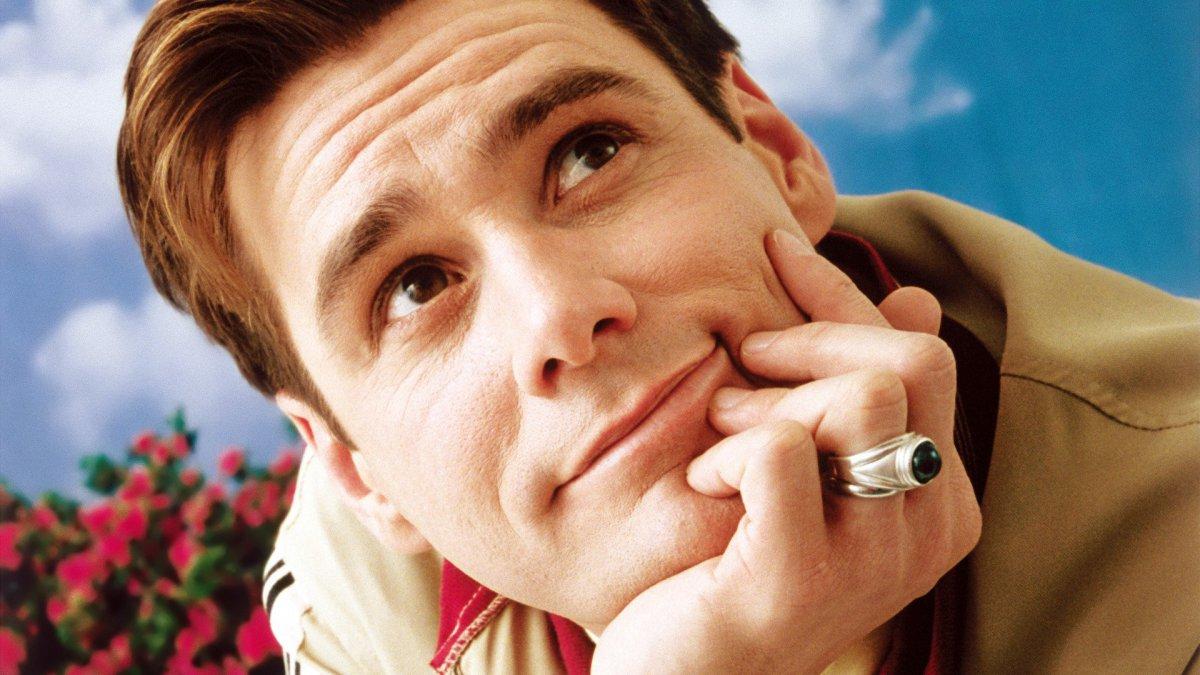 El actor Jim Carrey.