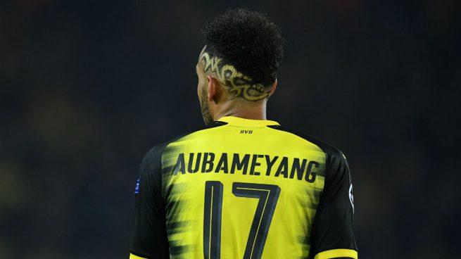 Aubameyang se declara en rebeldía y el Dortmund puede traspasarlo al Arsenal