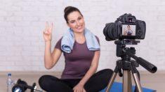 Son muchas las personas que comparten sus conocimientos sobre fitness a través de Internet.