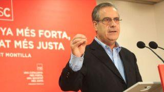 El ex ministro y exalcalde de L'Hospitalet de Llobregat Celestino Corbacho