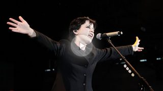 Dolores O'Riordan, cantante de The Cranberries (Foto: Getty)