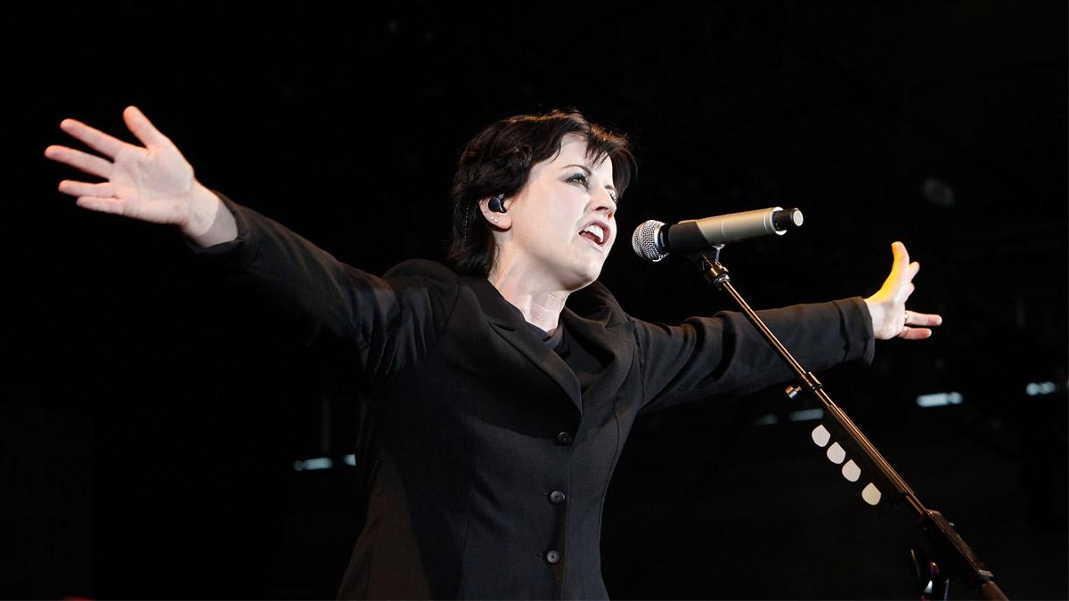 Dolores O'Riordan, cantante de The Cramberries (Foto: Getty)