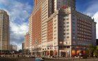 El arquitecto acusa a RIU en un informe de 4.000 folios de reforzar el inmueble solo hasta la quinta planta
