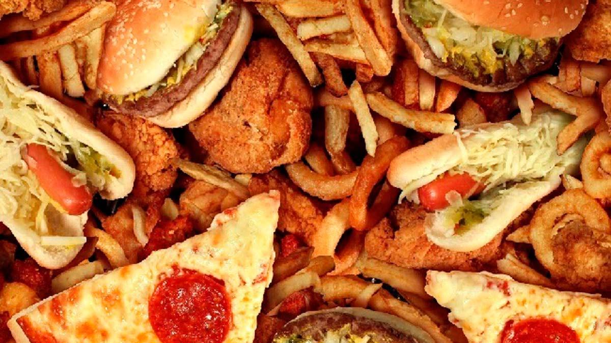 Una dieta basada en este tipo de alimentos es considera como una enfermedad por el propio cuerpo