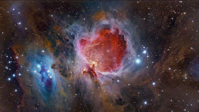 Resultado de imagen de La belleza de la Nebulosa de Orión