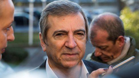 El ex jefe de la Policía de Coslada, Ginés Jiménez, conocido como el sheriff de Coslada. Foto: EFE | Caso Bloque