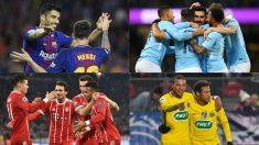 Las grandes ligas ya están 'decididas'