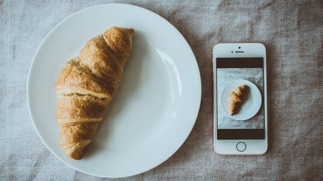 origen del croissant