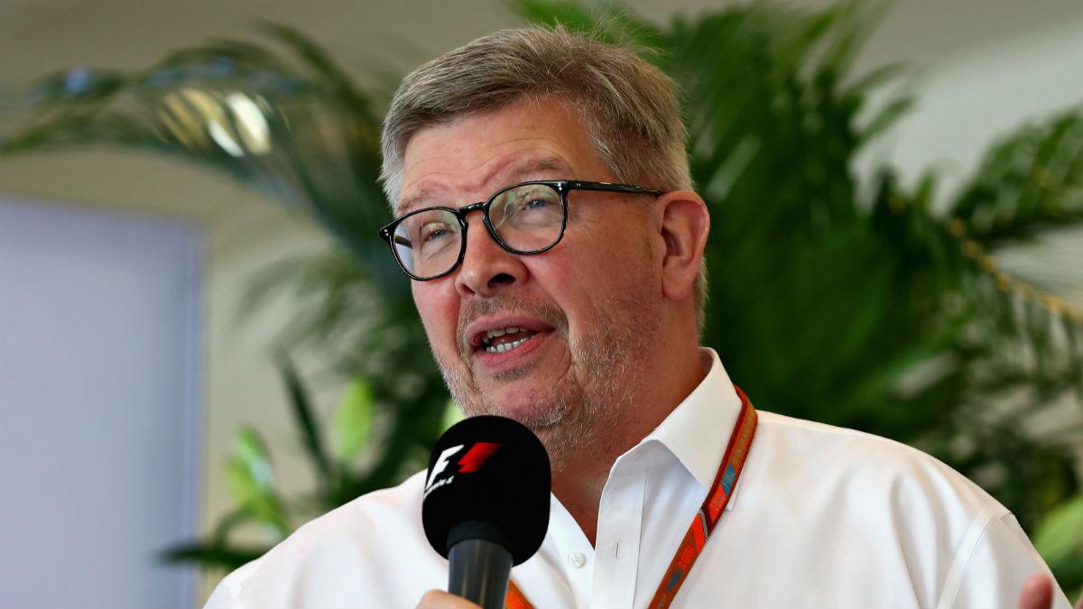 Ross Brawn asegura que Liberty Media no cederá a las presiones de Ferrari de cara modificar el nuevo reglamento que entrará en vigor a partir de la temporada 2021. (Getty)