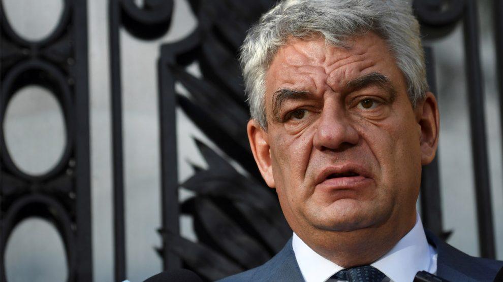 El ex primer ministro de Rumanía Mihai Tudose (Foto: AFP)