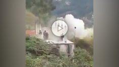 Operación contra Óscar Pérez en El Junquito, a las afueras de Caracas.