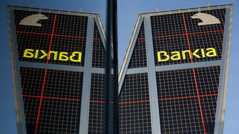 Sede de Bankia (Foto: GETTY).