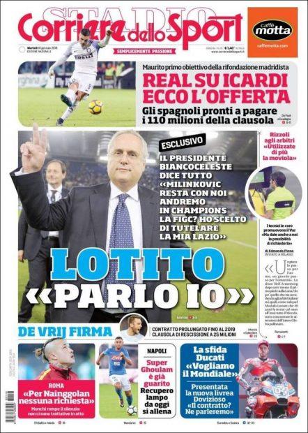 El Real Madrid prepara el asalto final por Icardi