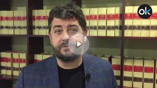 Daniel Vasseler, abogado de los afectados por la implementación de la Superilla de Poblenou.
