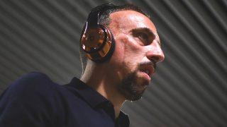 Ribéry, jugador del Bayern Munich. (Getty)