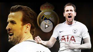 Harry Kane es uno de los grandes objetivos del Real Madrid.