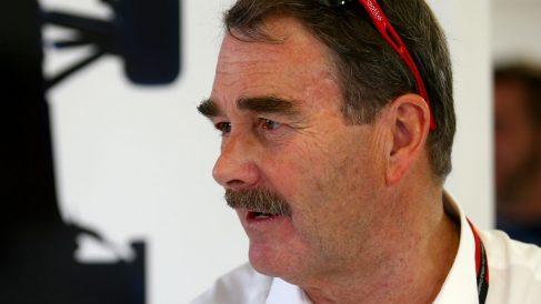 Nigel Mansell espera que Renault sea justo con McLaren para poder ver de nuevo a Fernando Alonso y compañía peleando en las posiciones de honor de la parrilla. (Getty)