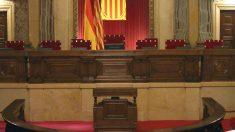 Parlament de Cataluña.
