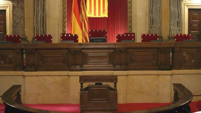 Parlament | Sessió Constitutiva ((Grups Parlamentaris)) Parlament-mesa-independentismo-655x368