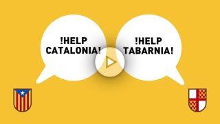 El último vídeo oficial de Tabarnia