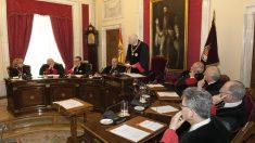 El Consejo de Estado en una de sus reuniones