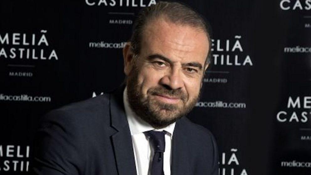 El vicepresidente ejecutivo y consejero delegado de Meliá, Gabriel Escarrer (Foto: Meliá).