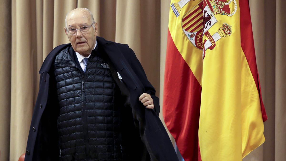 José Manuel Romay Beccaría. (Foto: EFE)