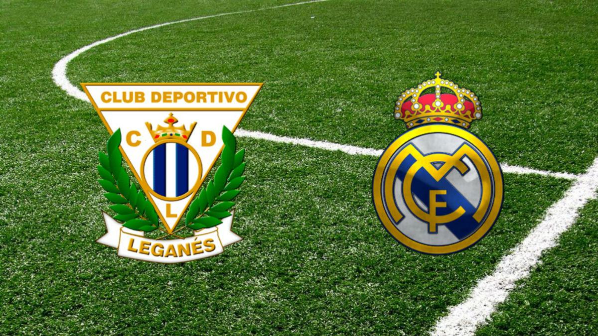 Leganes Real Madrid