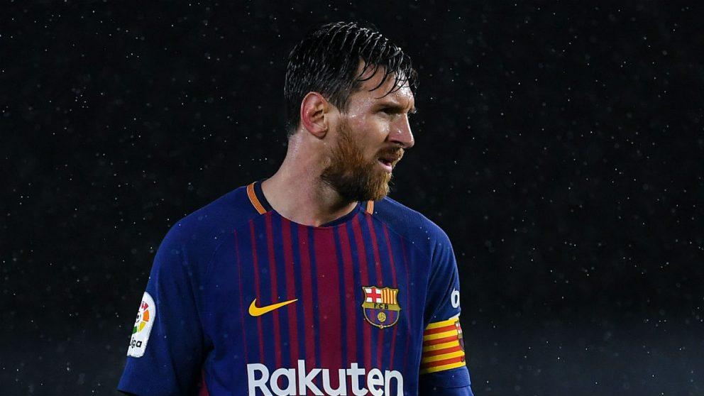 Leo Messi, futbolista mejor pagado: 46 millones (Getty)