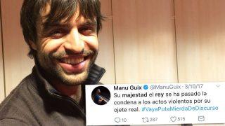 El productor y director musical de 'Operación Triunfo', Manu Guix
