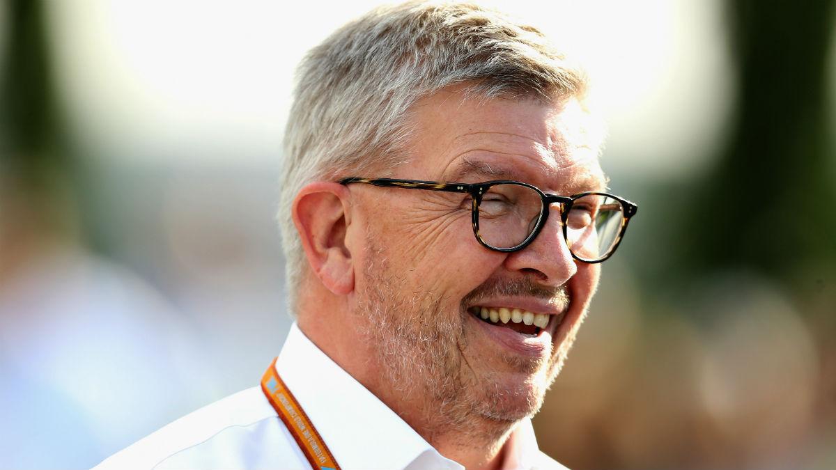 Ross Brawn y Liberty Media trabajan de la mano para que la Fórmula 1 del futuro sea mucho más espectacular que la de ahora. (Getty)