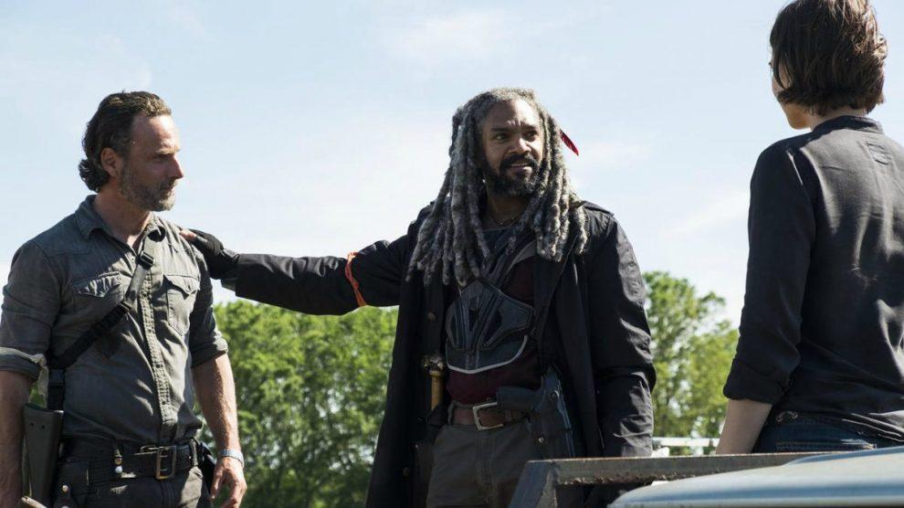 Angela Kang será la nueva showrunner de The Walking Dead.