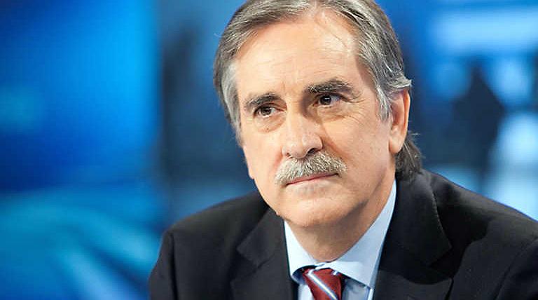 Valeriano Gómez, ex ministro de Trabajo con el PSOE.