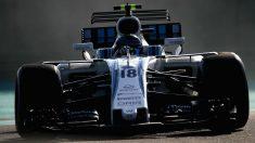 Williams contará en 2018 con una de las parejas de pilotos más inexpertas de toda su historia, con Lance Stroll y Sergey Sirotkin. Robert Kubica se queda finalmente como piloto reserva. (Getty)