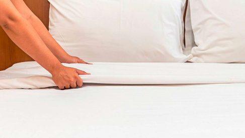Cambiar las sábanas debe convertirse en una costumbre semanal