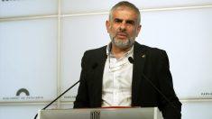 Carlos Carrizosa, portavoz de Ciudadanos en el Parlament de Cataluña. (Foto: EFE)