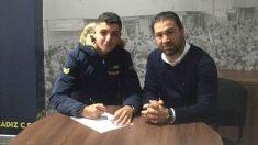 Fran Rivera, nuevo jugador del Real Madrid.