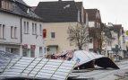 Varios muertos en Alemania, Bélgica y Holanda por el temporal que paraliza el centro de Europa