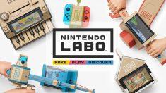 Nintendo Labo, la nueva forma de interactuar con Nintendo Switch con objetos de cartón, ha sido el centro de todo tipo de bromas en las redes sociales
