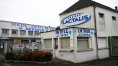 Instalaciones de Lactalis. (Foto: AFP)