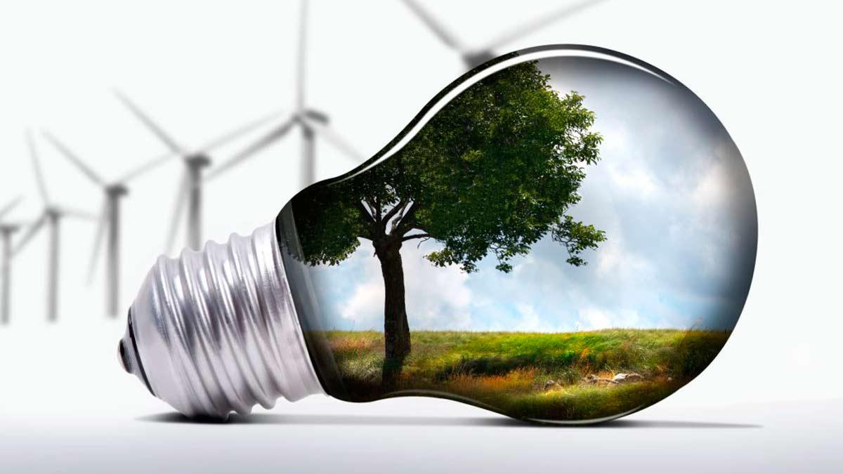 La energía eólica es la clave del proyecto
